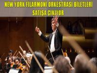 New York Filarmoni Orkestrası biletleri satışa çıkıyor