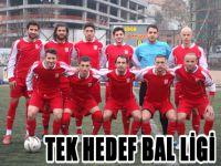"""Halide Edip Adıvar Spor'da Tek Hedef Var """"Bal Ligi"""""""