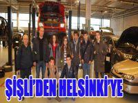 Şişli'den Helsinki'ye