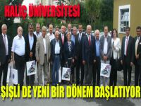 Haliç Üniversitesi Şişli'de yeni bir dönem başlatıyor
