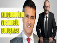 Kılıçdaroğlu ve Sarıgül Buluşması