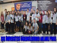 Işık Üniversitesi Öğrencilerinden Anlamlı Proje
