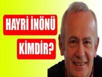 CHP Şişli Belediye Başkan adayı Hayri İnönü kimdir?