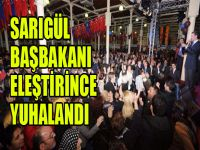 Sarıgül Başbakan Erdoğan'ı eleştirince yuhalandı