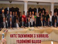 KKTC TAEKWONDO 37. KURULUŞ KUTLAMA BALOSU
