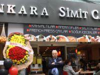Ankara Simit Cafe hizmete açıldı