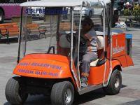 Şişli'nin sokakları kadınlara emanet