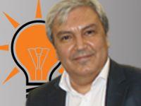 Sezgin Ak Parti ilçe başkanlığından istifa etti