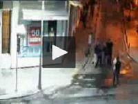 Nişantaşı'ndaki bar cinayetinin görüntüleri ortaya çıktı