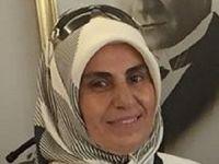 Ak Parti Şişli'nin Kadın Kolları Başkanı Habibe Macit oldu