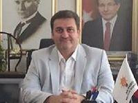 Ak Parti Şişli İlçe Başkanı Ömer Fuat Günday'dan Bayram Mesajı