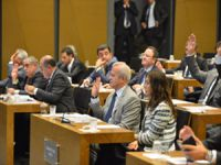 Şişli Belediye Meclisi, 2016 bütçesini onayladı