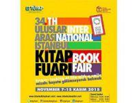 34. Uluslararası İstanbul Kitap Fuarı'na son 2 gün