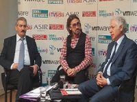 CHP Şişli İlçe Başkan adayları TV Şişli'deydi