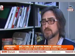 Şişli Genel Yayın Yönetmeni Mehmet Tekin ulusal basında