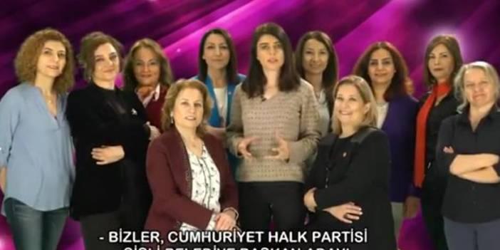 Muammer Keskin'in CHP'nin kadın meclis üyesi adaylarından anlamlı mesaj